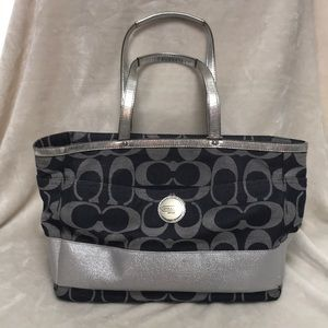 Coach Diaper Bag/Tote